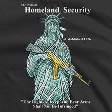 THE ORIGINAL HOMELAND SECURITY LIBERTY