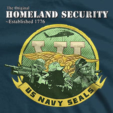 THE ORIGINAL HOMELAND SECURITY NAVY SEALS